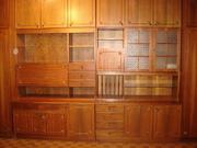 Мебельную стенку ДАНА - Румыния из дубового шпона